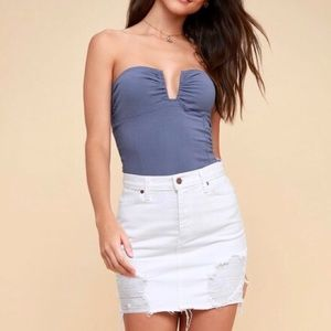 Free People Falling For You Tube Top